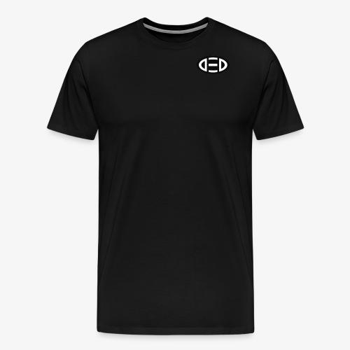 ded - Premium-T-shirt herr