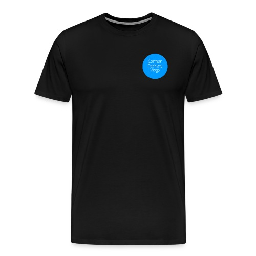 ConnorPerkinsVlogs Logo - Men's Premium T-Shirt