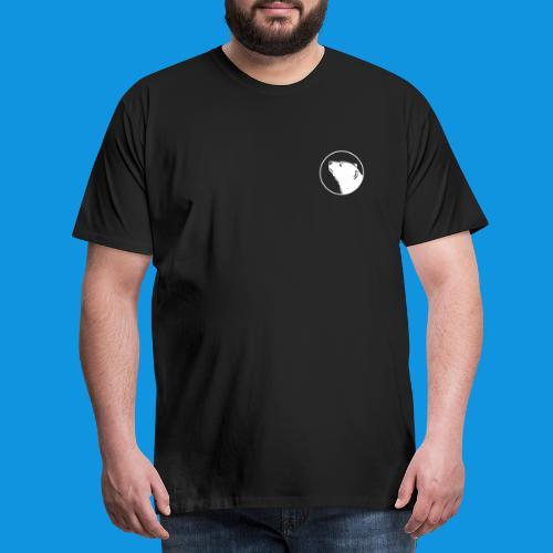 Griz pocket tank - Men's Premium T-Shirt