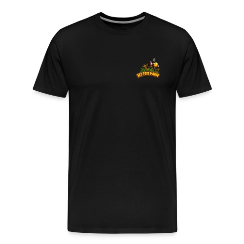 My Free Farm Traktor - Männer Premium T-Shirt