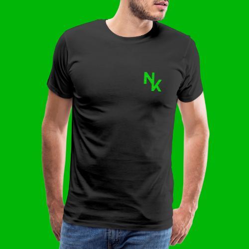 myNiKa LOGO - Männer Premium T-Shirt