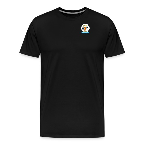 Simple Line - Men's Premium T-Shirt