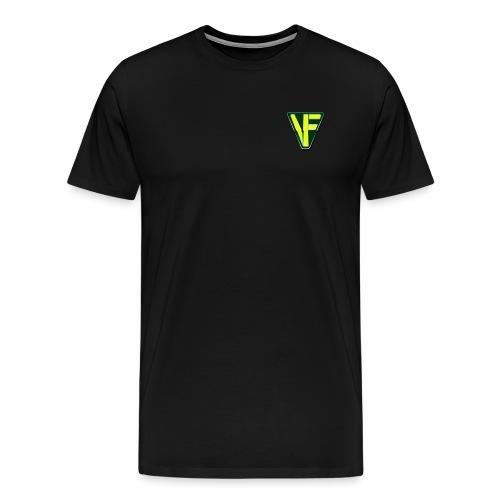 Virtual Farmer VF Logo - Men's Premium T-Shirt