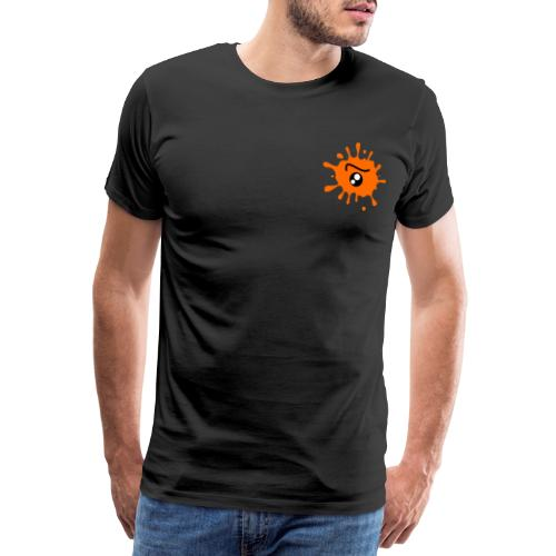 EyeVlek - Mannen Premium T-shirt