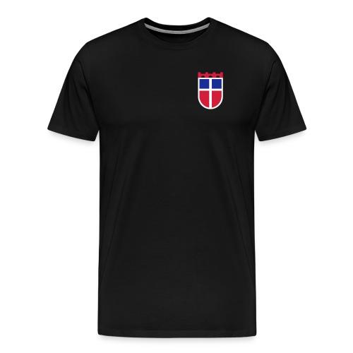 Sarre Wappen - Männer Premium T-Shirt