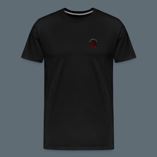 TGD neuLOGOneu3 png - Männer Premium T-Shirt