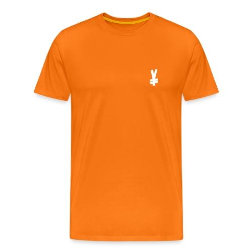 MYSTYK LOGO - Men's Premium T-Shirt
