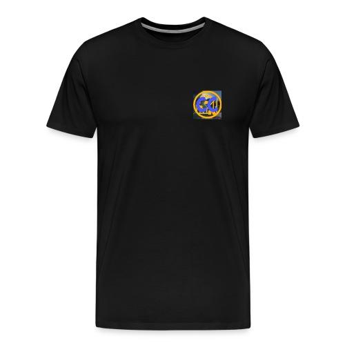 CoasterCraft - Mannen Premium T-shirt