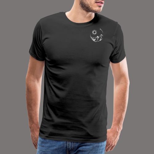 eco hvid - Herre premium T-shirt