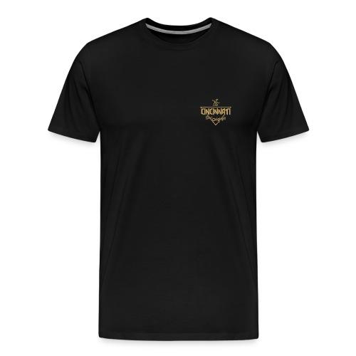 cincinnatitansparent - Männer Premium T-Shirt