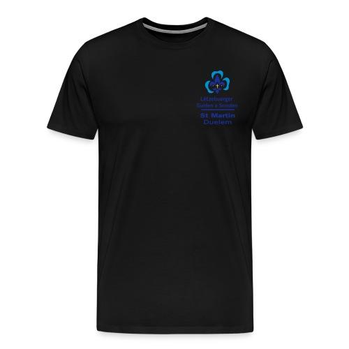 LGS Duelem 10 x 13cm - Männer Premium T-Shirt