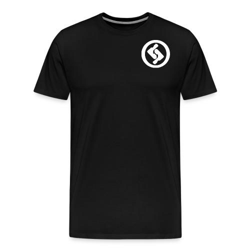 dfefef png - Men's Premium T-Shirt