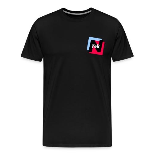 TekNL - Premium T-skjorte for menn