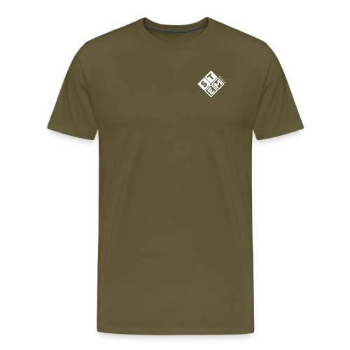 STEM Media - Männer Premium T-Shirt