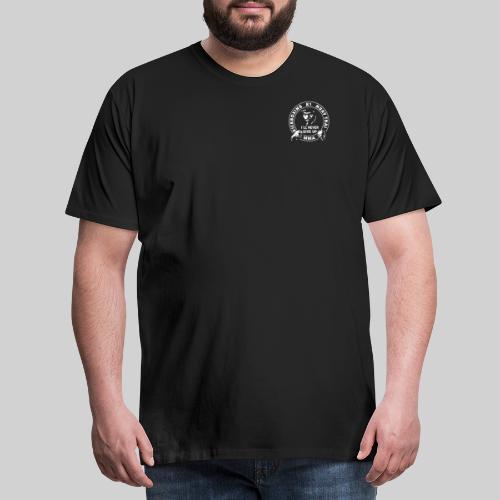 MMA Fighter Face - 1 color - Men's Premium T-Shirt