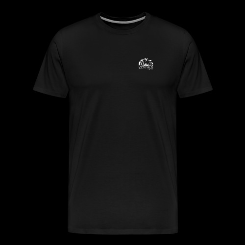 dtclub copy - Premium T-skjorte for menn