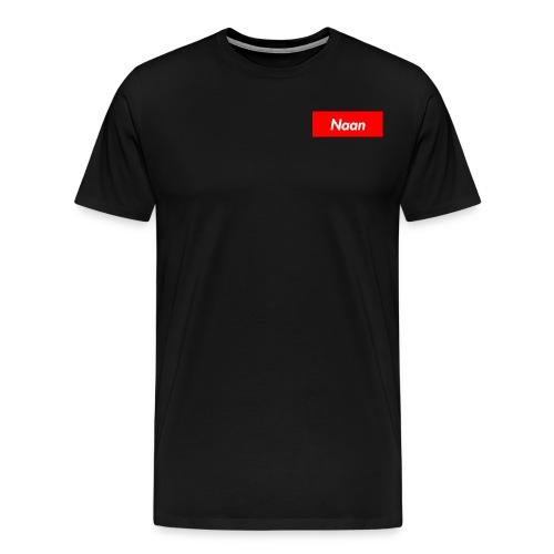 Naan - Herre premium T-shirt