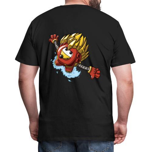 Raunok 2 Faces - T-shirt Premium Homme