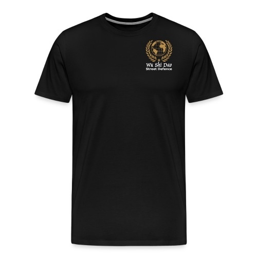 Street Defence Logo - Men's Premium T-Shirt
