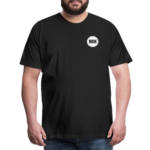 Moin - typisch emsländisch! - Männer Premium T-Shirt