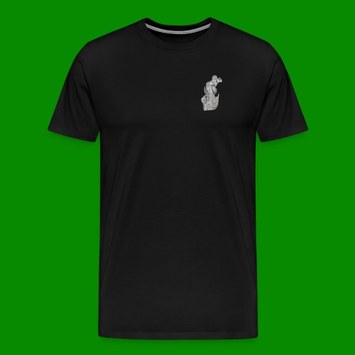 FIB - Premium-T-shirt herr