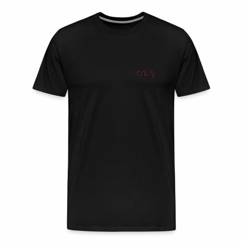 023 - Mannen Premium T-shirt