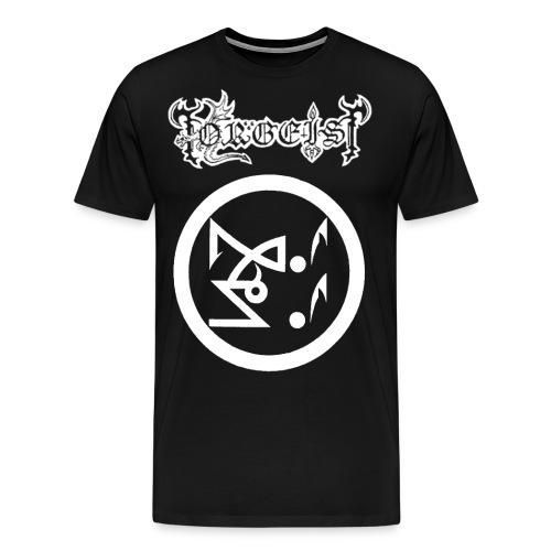 diseño torgeist png - Camiseta premium hombre