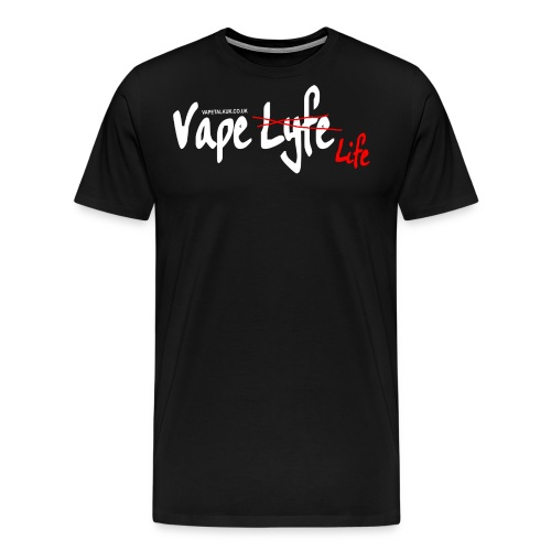 8573446_121776434_vapelyf - Men's Premium T-Shirt