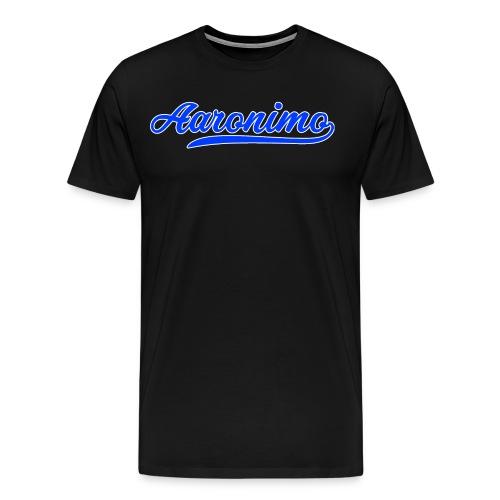 Aaronimo - Mannen Premium T-shirt