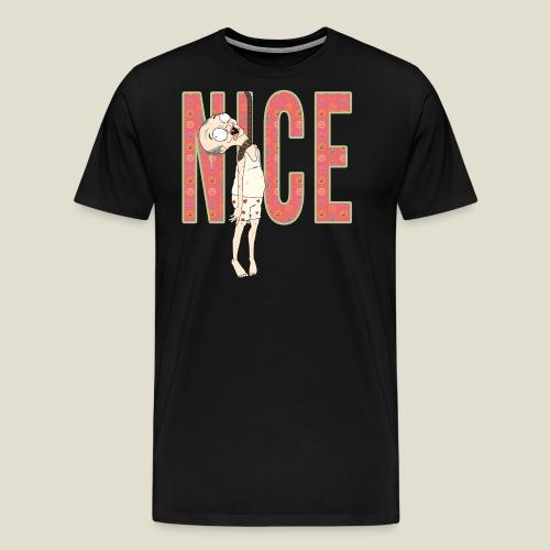 NICE - Camiseta premium hombre
