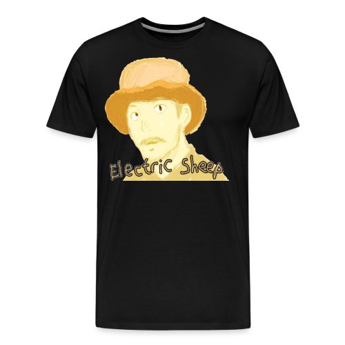 Electric Sheep - Men's Premium T-Shirt
