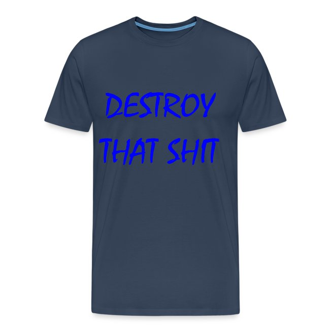 DestroyThatSh ** _ blue