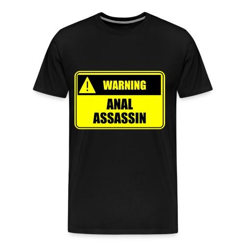Anal Assassin - Men's Premium T-Shirt