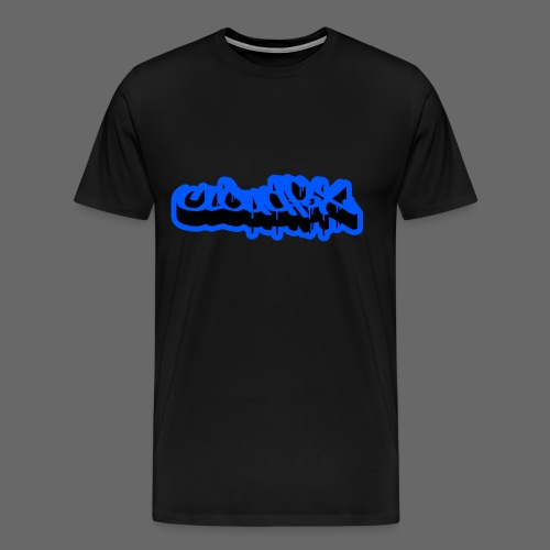 blau - Männer Premium T-Shirt