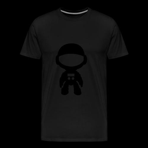 Haustronaut - only 01 - Men's Premium T-Shirt