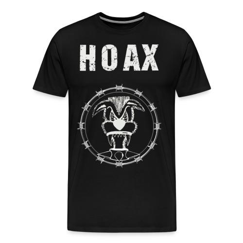 Aufdruck Shirt 1 png - Männer Premium T-Shirt