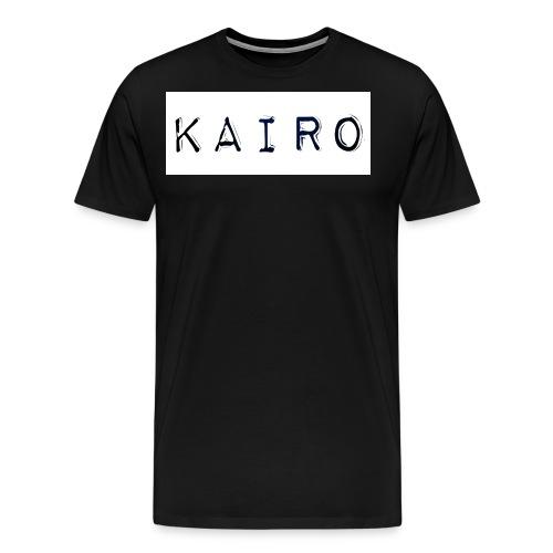 KAIRO (official) LOGO - Koszulka męska Premium