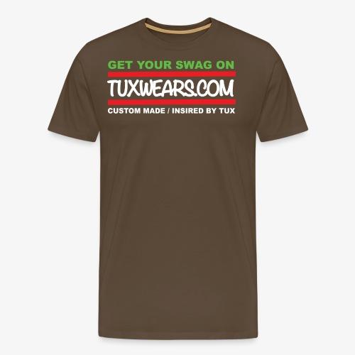 TUXWEARS.COM - Men's Premium T-Shirt