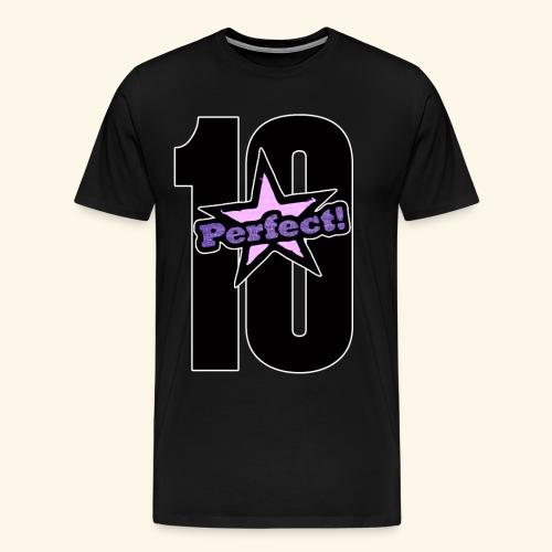 perfect 10 - Men's Premium T-Shirt