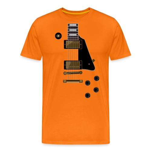 Paula Gold - Männer Premium T-Shirt