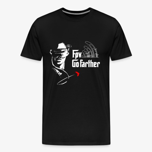 Go Farther - Men's Premium T-Shirt