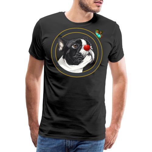 Chien - T-shirt Premium Homme