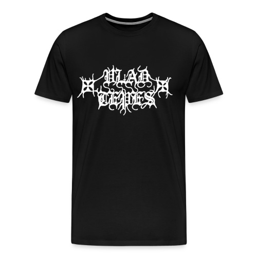 Vlad Tepes Logo T Shirt - Camiseta premium hombre