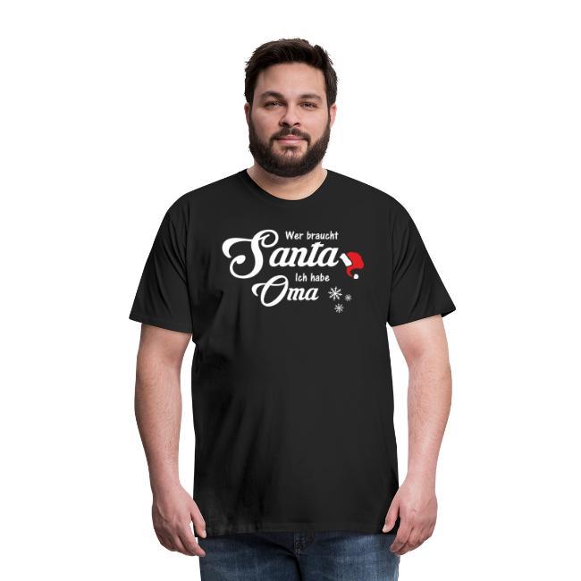 Wer braucht Santa ich habe Oma