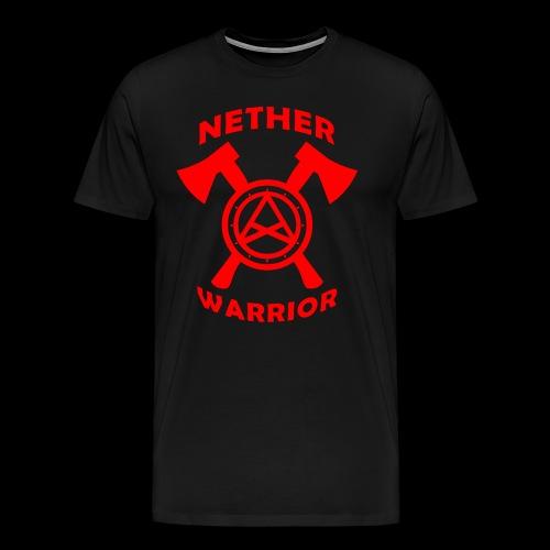 Nether Warrior T-shirt - Maglietta Premium da uomo