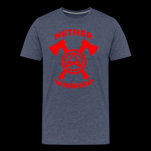 Nether Warrior T-shirt - Maglietta Premium da uomo