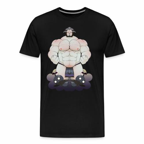 Dark Knight of Bastok - Men's Premium T-Shirt