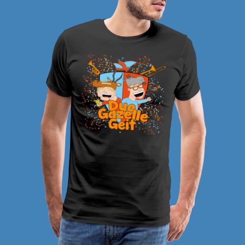 GazelleGeit - Mannen Premium T-shirt