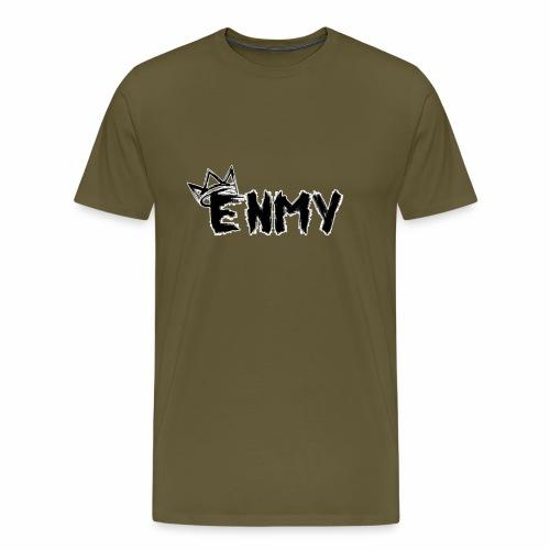 Enmy Grey Sweatshirt - Men's Premium T-Shirt