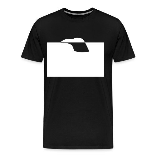 CROW - REVERSE # 2 - Men's Premium T-Shirt